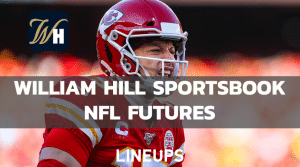 William Hill Announces 2021 NFL Divisional Future Odds