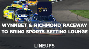 WynnBet Partners With Richmond Raceway