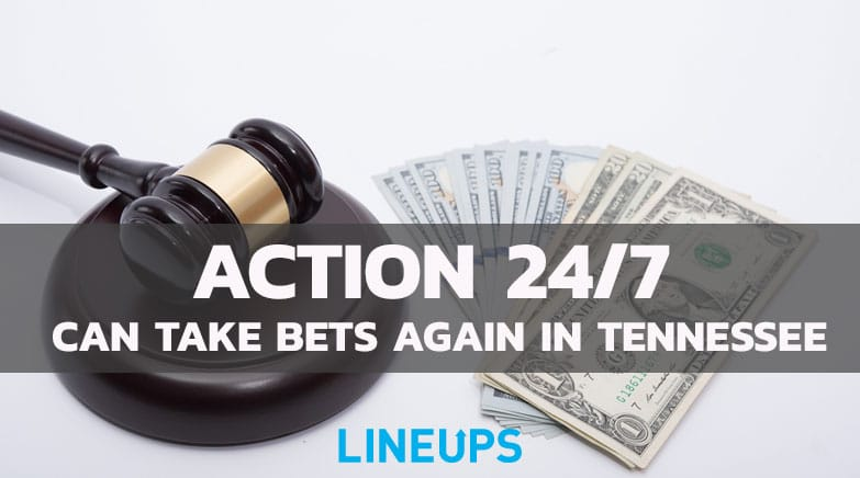 action 247 takes bets again