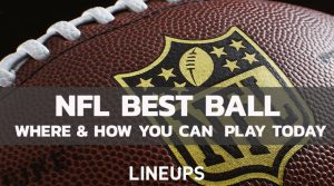 Where Can You Play NFL Best Ball Today?