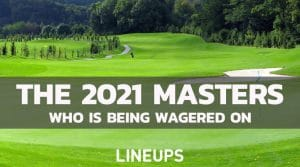 Where Bettors Are Placing Their Money For The 2021 Masters