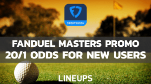 FanDuel Offering New User Promo 20/1 Odds For One Of Johnson, Speith, McIlroy To Make Cut