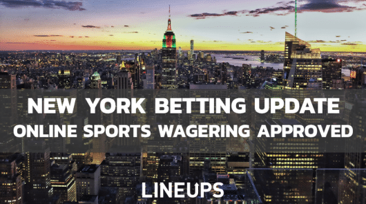 New York Approves Online Sports Betting With Limited-Operator Model