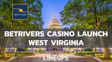 BetRivers Casino Launches in West Virginia