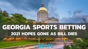 Legalized Georgia Sports Betting Hopes Fade as House Bill Dies