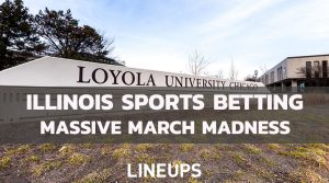 Illinois Looking at Huge NCAA Tournament Betting Numbers
