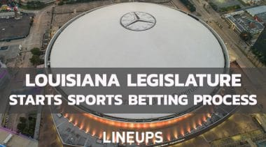 Louisiana Begins The Process of Legalized Sports Betting