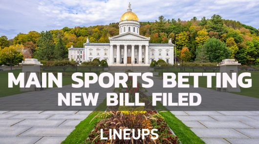 New Maine Sports Betting Bill Filed For 2021