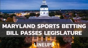 Maryland Sports Betting Rewrite Passes Senate & House