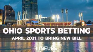 Ohio Projected to Introduce Sports Betting Bill Near End of April