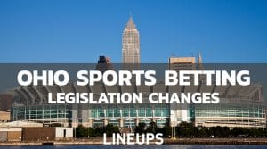 Ohio Sees Sports Betting Legislation Amended