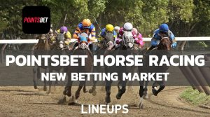 PointsBet Diving into Horse Racing Market