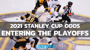 NHL Stanley Cup Odds Entering The Playoffs