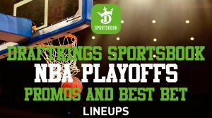 DraftKings Sportsbook is Offering +4,000 Odds on Any NBA Playoff Game