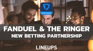 FanDuel Group becomes The Ringer's Exclusive Betting & DFS Partner