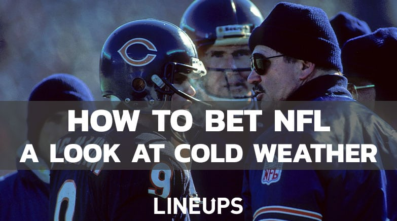 NFL Betting Guide, cold weather games