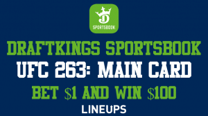 DraftKings Promo: Bet $1 and Win $100 on Adesanya or Vettori to Win Their Fight