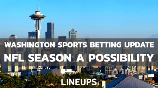 Washington State on Track for NFL Sports Betting Launch