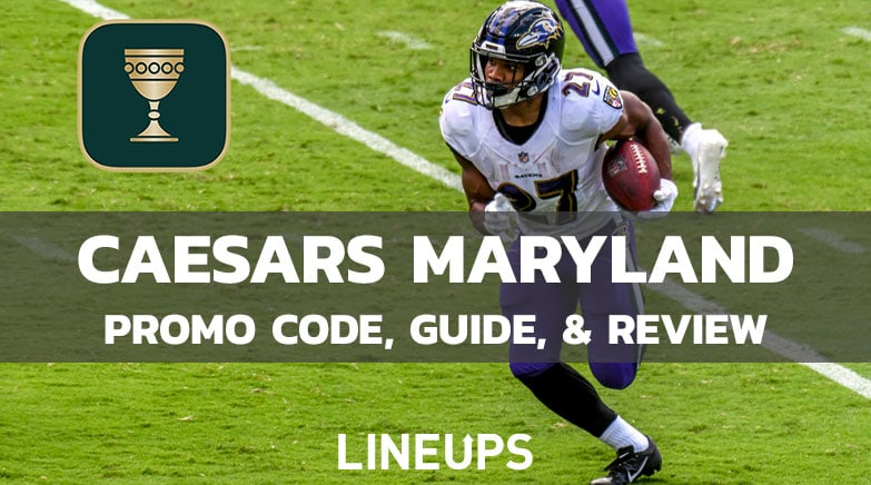 Caesars Maryland promo guide review