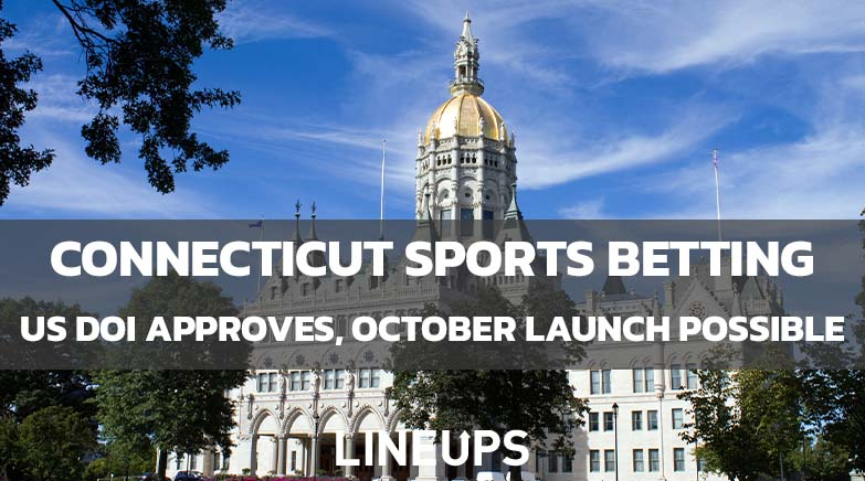 Connecticut Sports Betting Reaches US DOI Approval