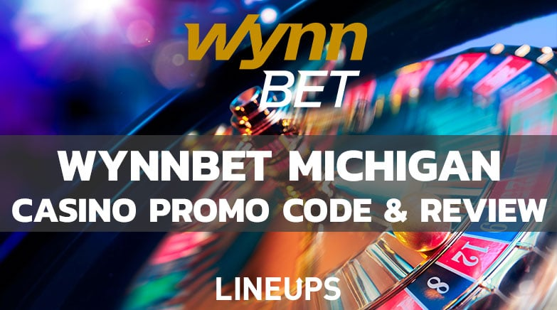 WynnBet Michigan Promo Code and review