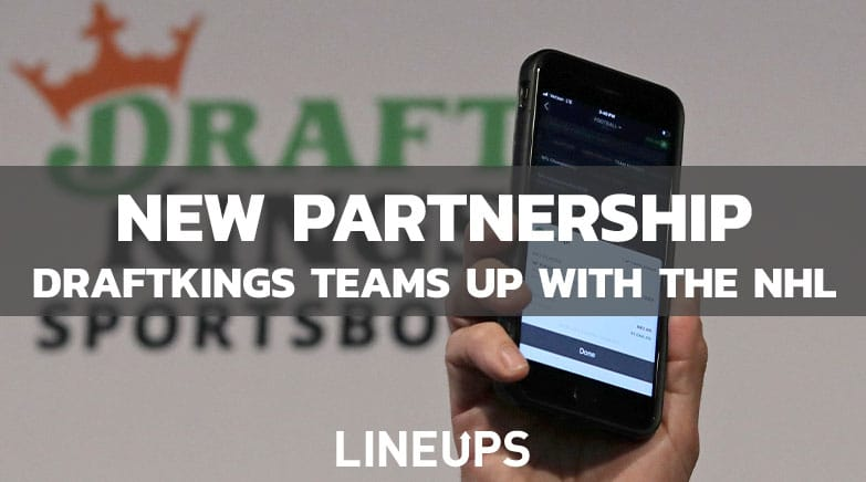 DraftKings Partners With NHL