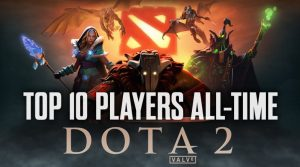 Top 10 DOTA 2 Players of All Time – Best to Ever Play