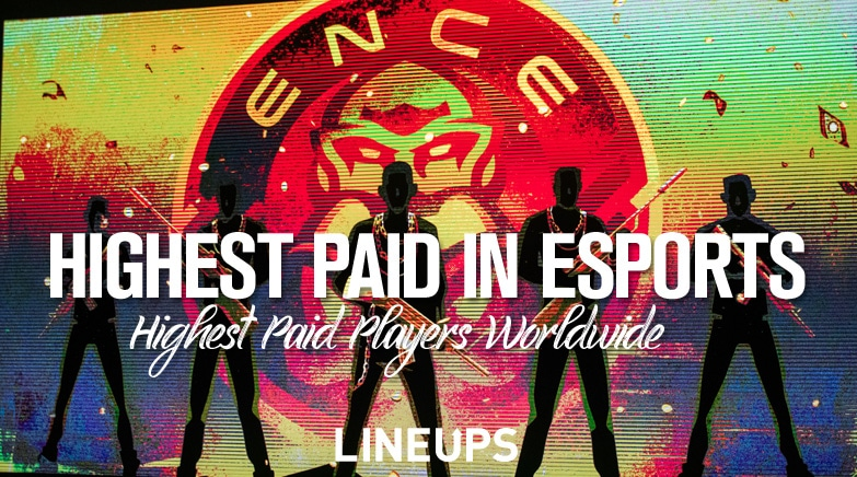 highest paid esports players