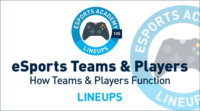 esports teams players