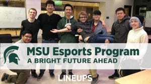 Bright Times Ahead for Michigan State University Esports