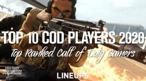 Top 10 COD Players 2020