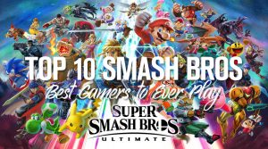 Top 10 Best Super Smash Bros Players of All Time