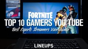 Top 10 Gamers on YouTube
