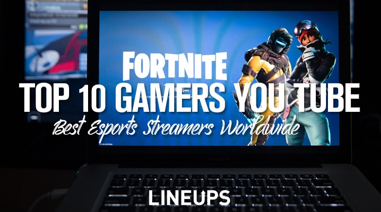 top 10 gamers you tube